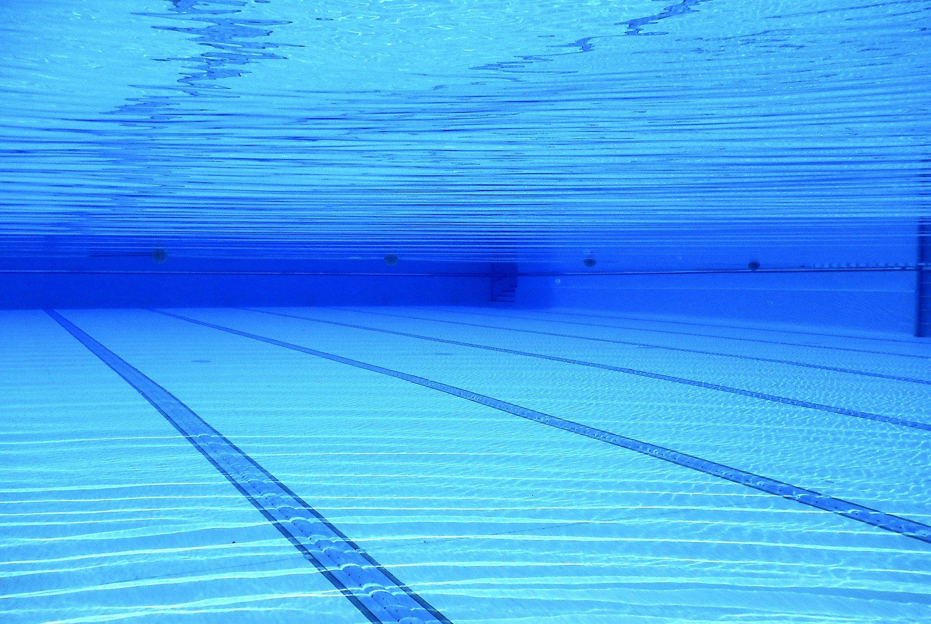 Legionella w wodzie pływalni